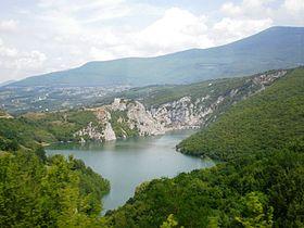 Jezero_Bočac