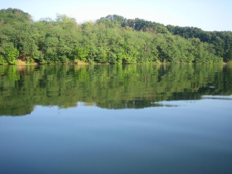 Jezero Kudreč, Smederevska Palanka - Gde na pecanje?