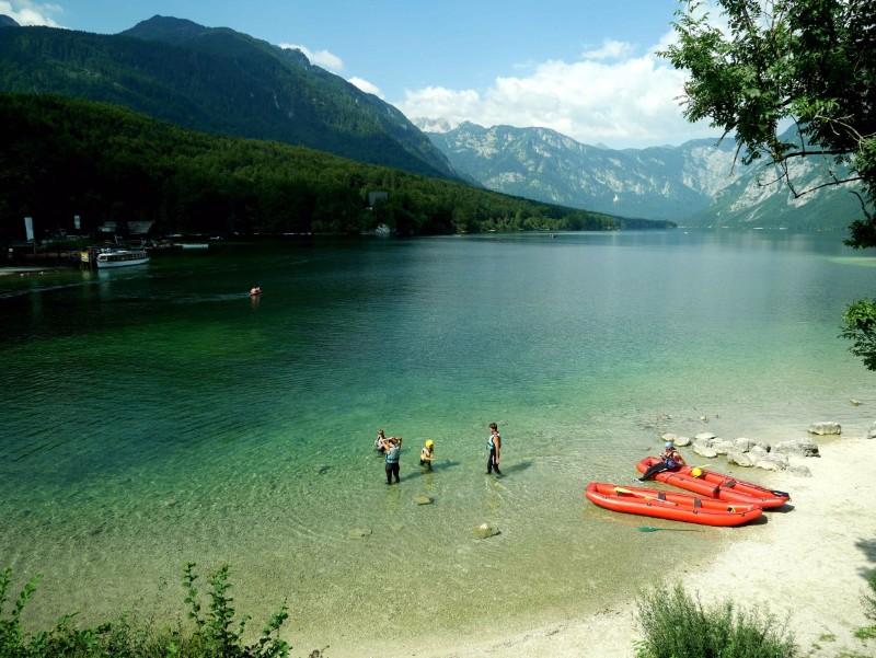 East-bank-of-lake-bohinj-bohinj-region-slovenia