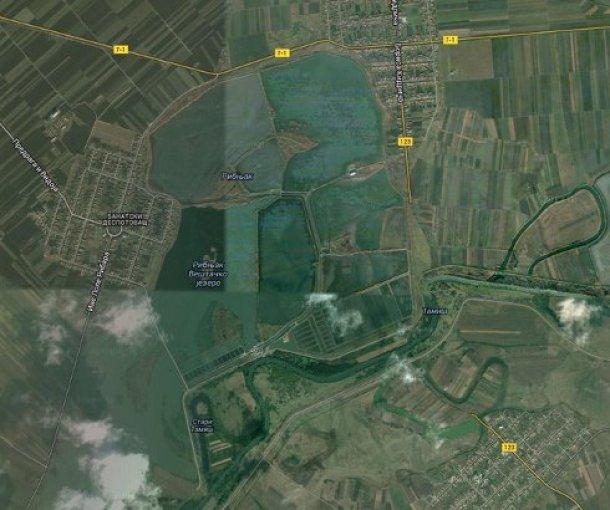 Ribnjak Vestacko Jezero Banatski Despotovac Gde Na Pecanje